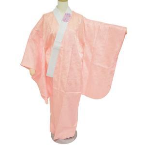 二尺袖着物用 お仕立て上がり 半衿付 長襦袢 ピンク S・L(F)サイズ np-40|koyuki