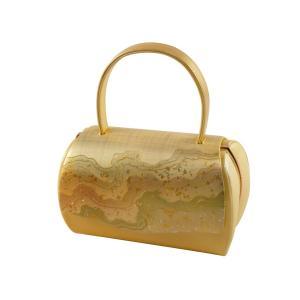 礼装用 本皮 きものバッグ ラデン入り 和装バッグ ハンドバッグ ba-390|koyuki