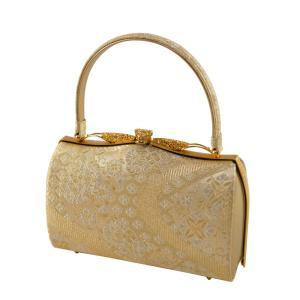 礼装用 きものバッグ 帯地 和装バッグ ハンドバッグ ba-399|koyuki