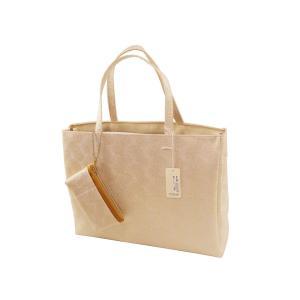 新品 金の柄の手提げバッグ、結婚式にもお使いいただけます 小銭入れがついています ※生地は同じですが...