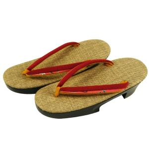 夏用 パナマ ウレタンソール 草履 フリーサイズ 日本製 zr-669|koyuki