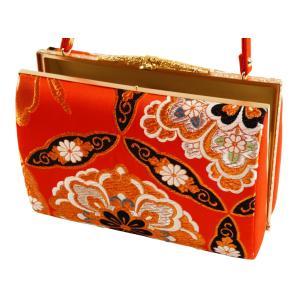 振袖用 正絹帯地 金刺繍入り 草履バッグセット フリーサイズ sr-353 koyuki 02