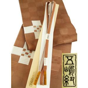 夏用 五嶋紐 帯締め 絽 帯揚げ 2点セット gon-59|koyuki