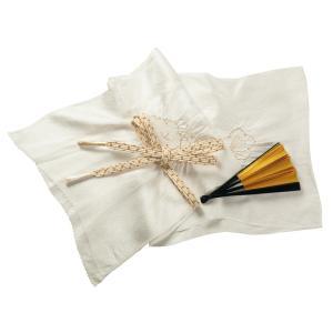 留袖用 絞り 帯揚げ・帯締め・扇子 3点セット 金 梅と松 su-218 koyuki