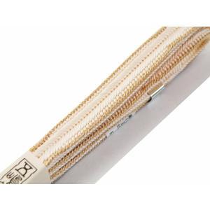 五嶋紐 江戸組み 留袖用 正絹 帯締め 金刺繍入り ss-214-A|koyuki|04