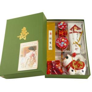 お宮詣り 小物セット お太鼓セット 女の子用 1h-12|koyuki