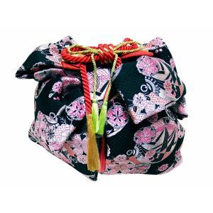 七五三 七歳用 結び帯 大寸 単品 新品 DA-172 帯飾り付き|koyuki