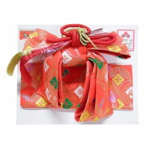 七五三 三歳用 結び帯 小寸 単品 新品 SY-165 帯飾り付き|koyuki