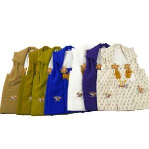 男児 三歳用 被布コート カブト 全7タイプ hd-75|koyuki