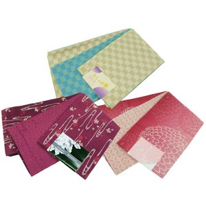 ssi 細帯 半幅帯 リバーシブル 小袋帯 浴衣帯 全3色 bo-93|koyuki