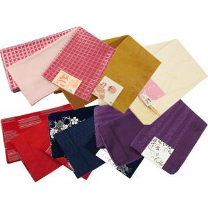 ssi 浴衣用 小袋帯 リバーシブル 半幅帯 細帯 浴衣帯 全6柄 bo-108|koyuki