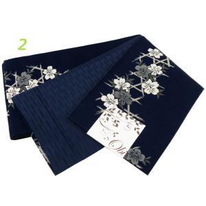 ssi 浴衣用 小袋帯 リバーシブル 半幅帯 細帯 浴衣帯 全6柄 bo-108|koyuki|03