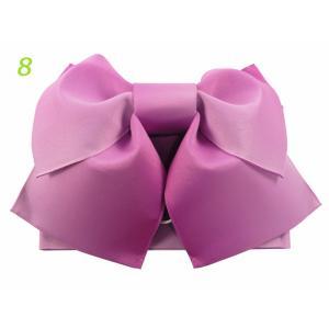 ちょっとの訳あり 浴衣帯 作り帯 グラデーション 全5タイプ 無地 her-139|koyuki|06
