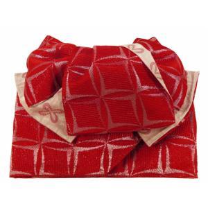 マジックテープタイプ 浴衣用 変わり織 作り帯 結び帯 箱入り her-151-R|koyuki