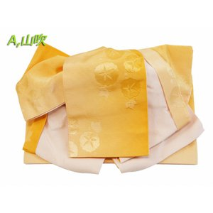 浴衣作り帯 変わり結び 小袋 作り帯 結び帯 ぼかし 日本製 全2色 her-204|koyuki|02