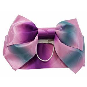 浴衣用 作り帯 織柄入り 結び帯 her-223-5|koyuki