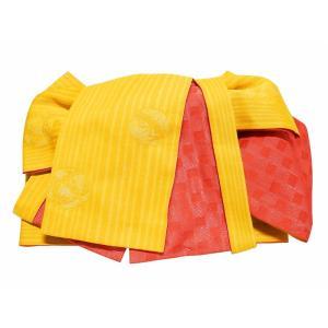 ラメ入り 浴衣用 変わり結び 作り帯 結び帯 her-225-10|koyuki
