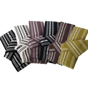 綿 献上柄 ワンタッチ式 浴衣帯 紳士用 綿角帯 全6色 mk-101|koyuki