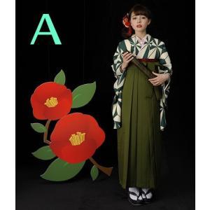 二尺袖 着物 袴 セット 加藤ナナ 着用 全2タイプ|koyuki|02