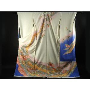 振袖 お仕立て・付属品一式込み 金彩加工入り 豪華 正絹 振袖  15|koyuki