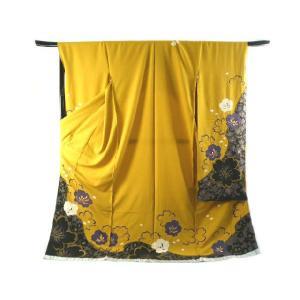 振袖 お仕立て・付属品一式込み 花しぼり 金駒刺繍入り 豪華 正絹 振袖  23|koyuki