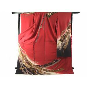 振袖 お仕立て・付属品一式込み 金駒刺繍入り 豪華 正絹 振袖  27|koyuki
