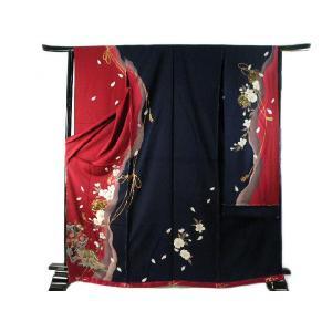 振袖 お仕立て・付属品一式込み 刺繍入り 豪華 正絹 振袖  30|koyuki