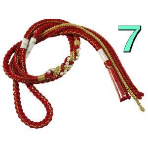 振袖用 パールビーズ飾り付き 帯締め 金糸使用 高級手組 7色 ow|koyuki|05