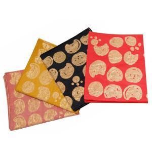 tsumori chisato ツモリチサト 子ども用 兵児帯 浴衣帯 全4色 ネコ 大玉|koyuki