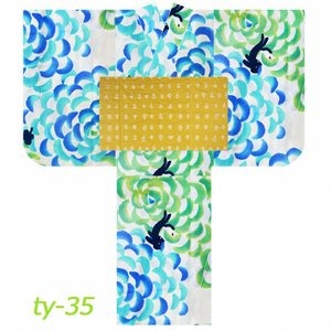 ツモリチサト tsumori chisato ジュニア 浴衣 150cm 全7柄|koyuki|05