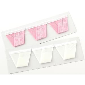 あづま姿 25%OFF ゴムタイプ 簡易 えもん抜き 3個組 白 ピンク ゆうメール可 so-004|koyuki
