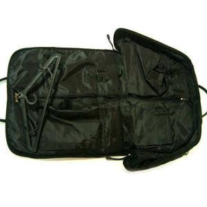 便利 着物バッグ 和洋兼用  キルティング スーツ・きもの収納ケース ブラック koyuki 03