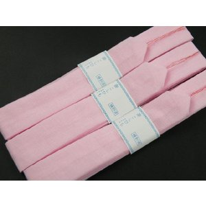 モスリン 腰紐3本セット ピンク 腰ひも 1口2セットまでゆうメール可