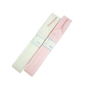 腰ひも モスリン ホワイト・ピンク 腰紐 単品
