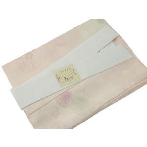 正絹 ピンク 長襦袢 身丈132cm n-p-1|koyuki