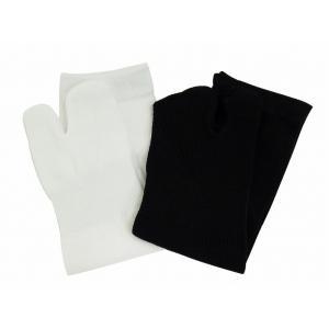 湯上がりに たびソックス 単品 ts-14-A 白または黒 6点まで ゆうメール可|koyuki
