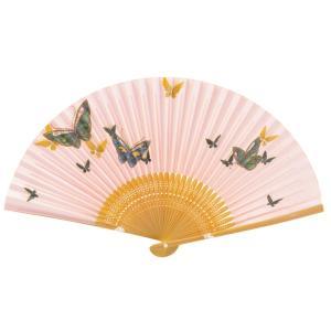 竹製 和紙 扇子 日本土産 sr-59 4点まで ゆうメール可|koyuki