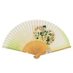 竹製 和紙 扇子 日本土産 sr-61 4点まで ゆうメール可|koyuki