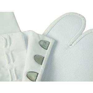最安値に挑戦 白足袋 4枚こはぜ ブロード足袋  さらし裏  21cm〜30cmまで サイズ豊富 17サイズからお選び下さい|koyuki|03