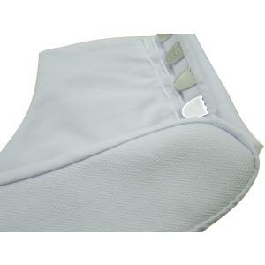 福助 綿100% 足袋 白足袋 国産 ブロード 4枚こはぜ 綿素材  さらし裏 22.0から29.0cm 3488 koyuki 03