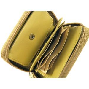 シャイニング クロコダイル ファスナー式 財布 tk-57 koyuki