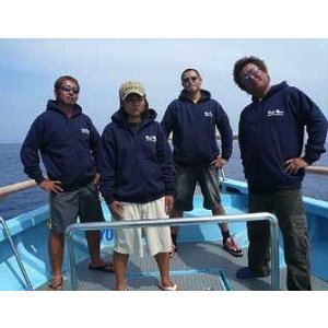 KOZ オリジナル 魚強パーカー|koz-choice|03