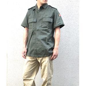 【商品名】 ベルギー軍放出 フィールドシャツ未使用デットストック 《48M相当》 【ジャンル・特徴】...