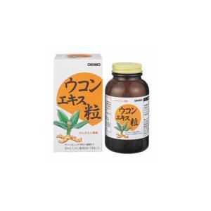 ウコンエキス粒 約520粒|kozukata-m