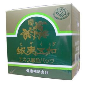 蝦夷五加エキス顆粒パック 1g×60包|kozukata-m