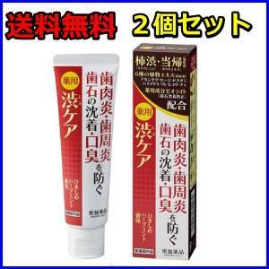 トキワ 薬用渋ケア 100g 2個セット 常盤薬品 医薬部外品|kozukata-m