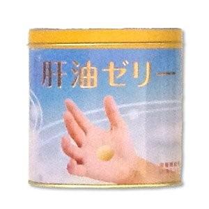 肝油ゼリー 約300g入 バナナ味 アダプトゲン製薬|kozukata-m