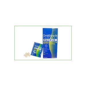 オルニチンM 6粒×25袋 3個セット  送料無料 アルギニン グルタミン ナイアシン 発酵L‐オルニチン 伸和製薬株式会社 サプリ|kozukata-m