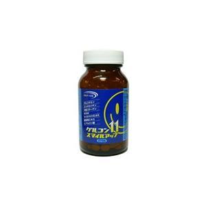 グルコン11スマイルアップ 270粒 送料無料 グルコサミン MSM コンドロイチン セイヨヴヤナギ II型コラーゲン 中央薬品 kozukata-m