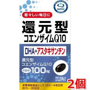 コエンザイムQ10+DHA+アスタキサンチン 60粒入り 2個セット 送料無料 ユニマットリケン サプリ|kozukata-m